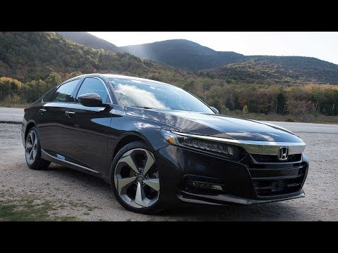A Closer Look at The 2018 Honda Accord Trim Levels Offers Price From $24,445 to $36,675