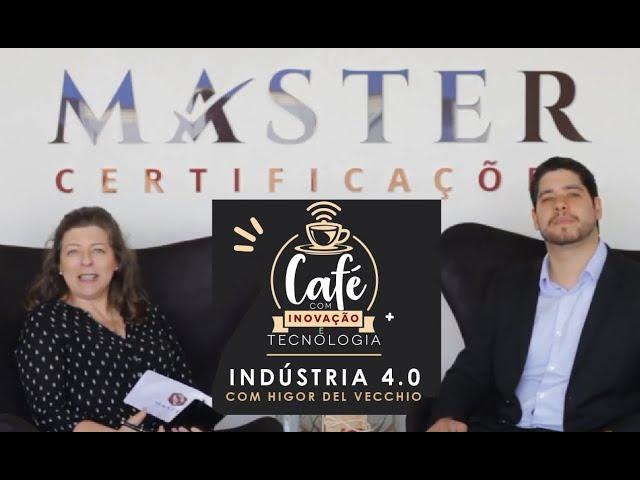 Café com Inovação e Tecnologia | Falando sobre Indústria 4.0 com Higor Del Vecchio - ADVANTECH