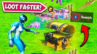 * BROKEN* GET LOOT 10X FASTER!! – Fortnite Funny Fails und WTF Moments! #674