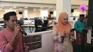 Cinta Syurga - Dato Seri Siti Nurhaliza dan Khai Bahar nyanyi secara live di Utusan