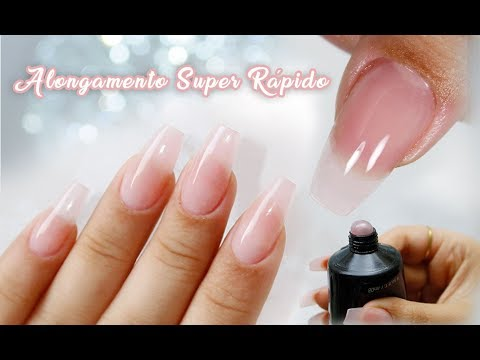 Beginners UV Gel Nail with a Tip and Overlay Tutorial from YouTube · Duration:  10 minutes 39 seconds