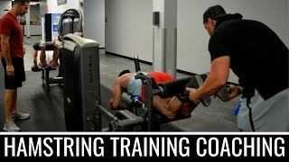 BRUTAL Hamstring Tri-Set Workout (Do THIS If You Want BIG LEGS)