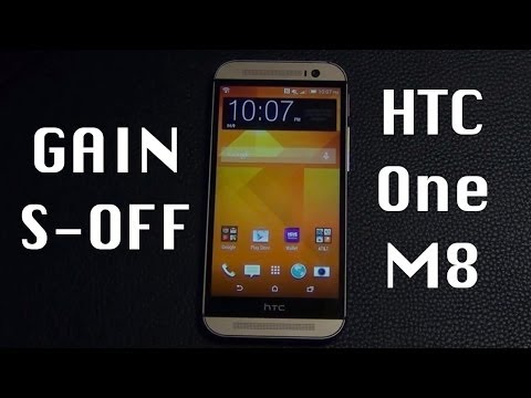 How to Gain S-OFF on your HTC One M8 (All Models)