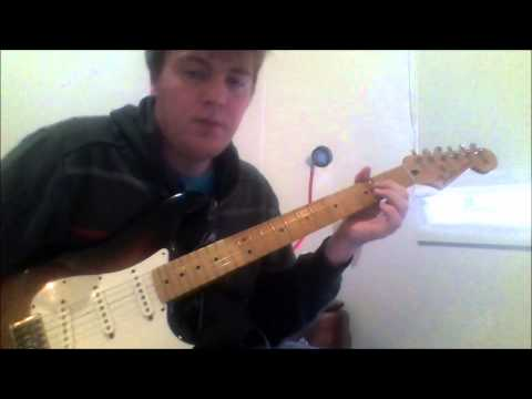 Guitar Lesson - Bobby Fuller Four - Love has made a fool of you mp3