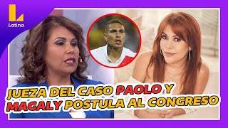 🔴 María Teresa Cabrera responde a acusaciones de soborno en sentencia contra Magaly Medina