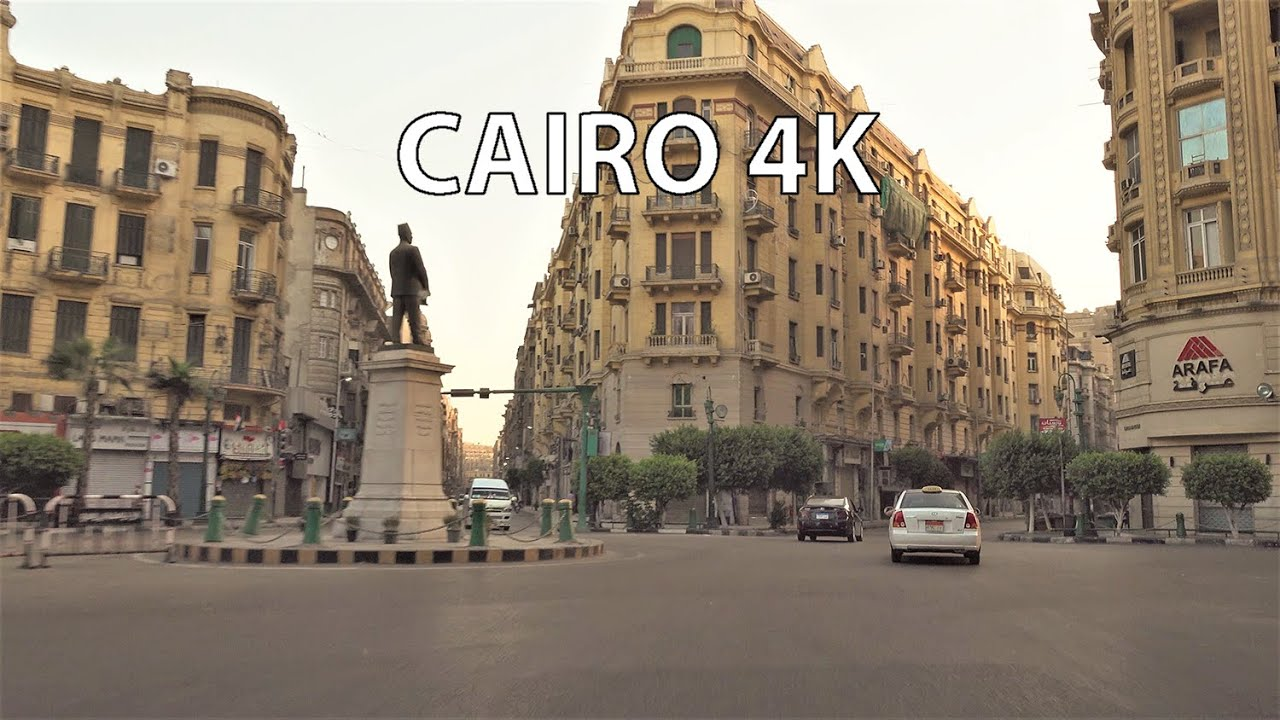 Crazy Market in Luxor, EGYPT