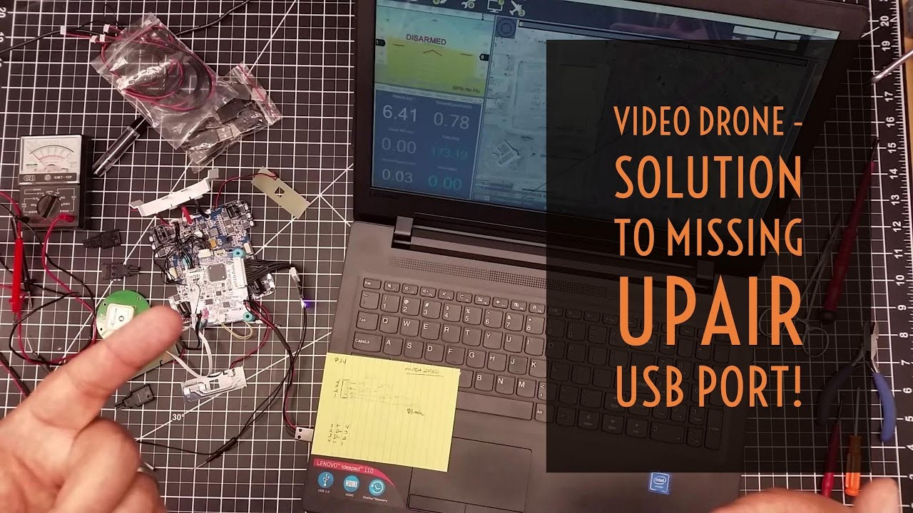 Video Drone Solution To Missing Upair Usb Port Youtube. Video Drone Solution To Missing Upair Usb Port. Wiring. Upair One Drone Wiring Diagram At Scoala.co