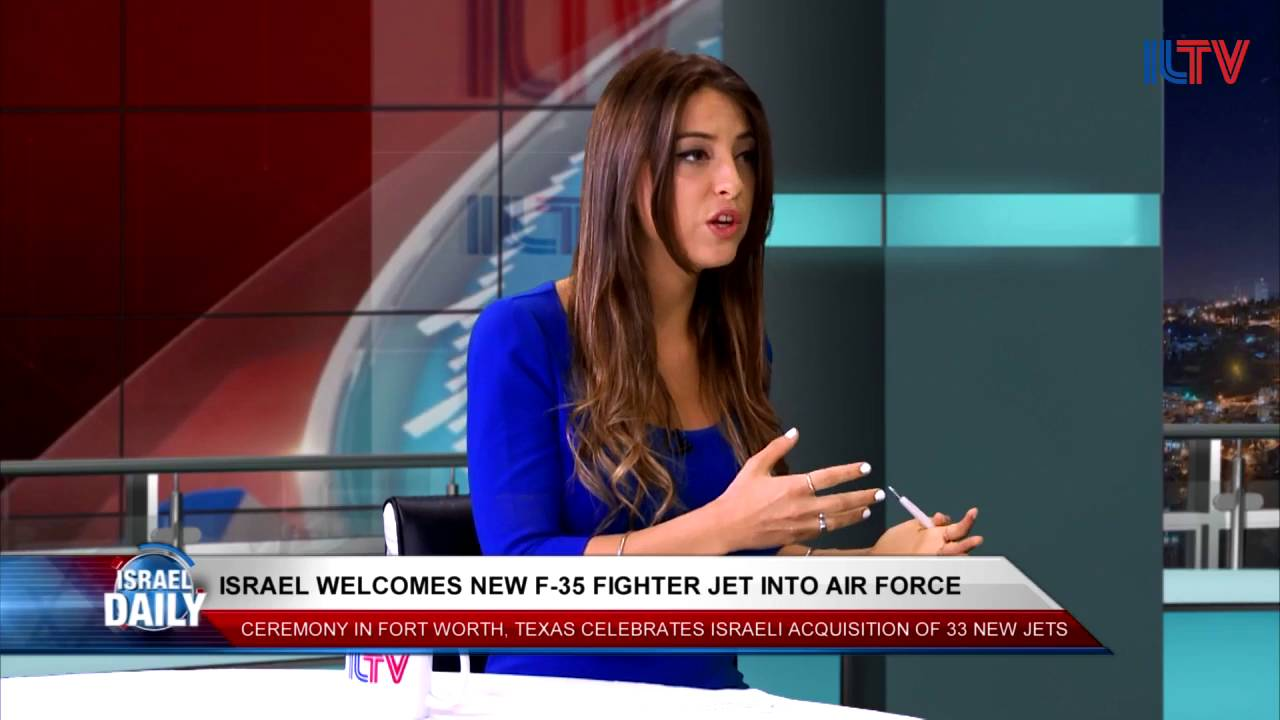 Israel News: Israel Welcomes New F-35 Fighter Jet