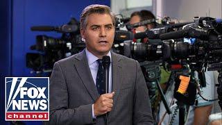 CNN's Acosta sends vulgar tweet to ex-Melania Trump aide