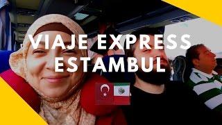 VIAJE EXPRESS A ESTAMBUL | MEXICANA EN TURQUIA | Türkiye'deki Meksikalı