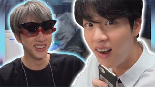 When you can't understand JIN (진 BTS)