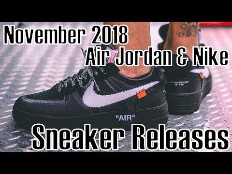 Air Jordan \u0026 Nike Releases