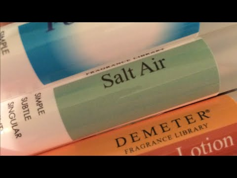 Demeter Fragrance Library Haul & Review