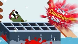 Run Sausage Run! - Crazy Labs Day 2 Walkthrough
