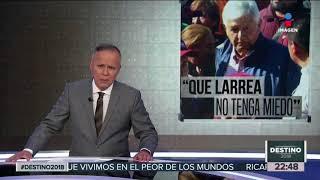 Amlo Le Responde A Germán Larrea | Noticias Con Ciro Gómez Leyva