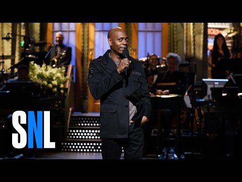 Watch Dave Chappelle's Powerful Opening Monologue on 'SNL'