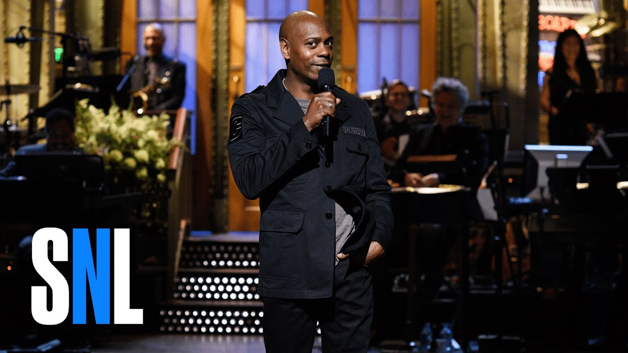 Dave Chappelle Stand Up Monologue Snl Youtube