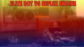 BO2: Elite Bot 3.1 SPRX vs Reflex Engine 2.5 SPRX [HvH]   Elite Bot Wrecking Reflex Engine 😂😂😂