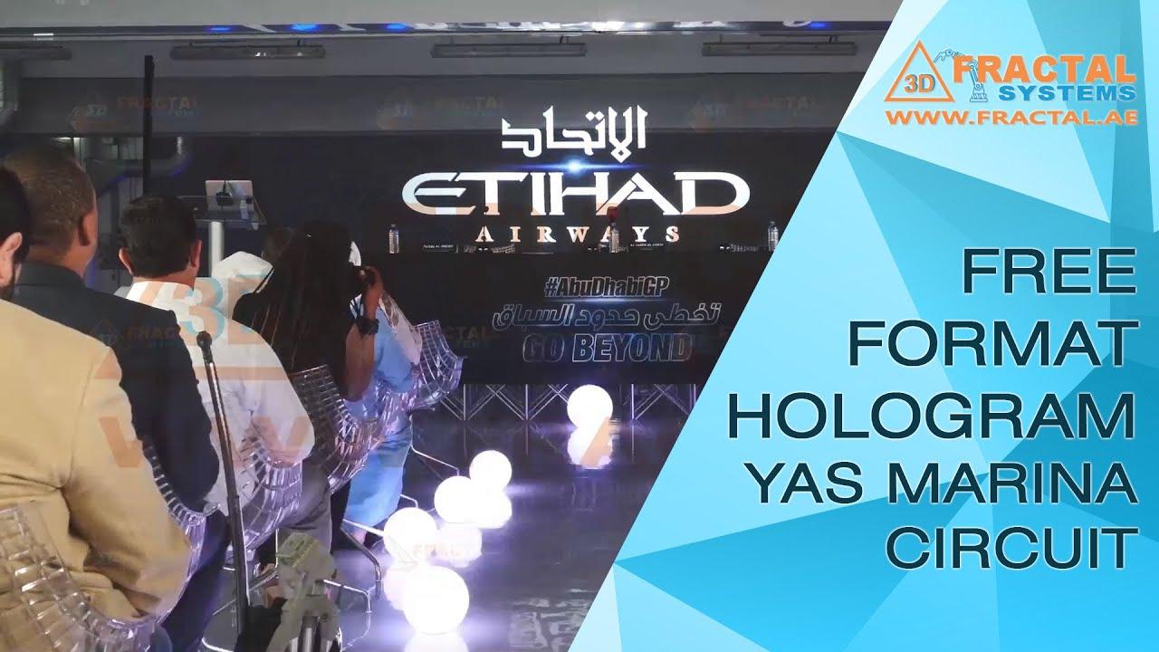 Hologram Technology Dubai | 3d Hologram, Hologram Projector