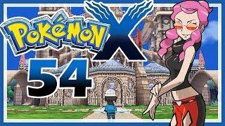 POKÉMON X # 54 🗼 Pokémon-Liga Ankunft & Top 4 Pachira! [HD60] Let's Play Pokémon X