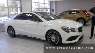 2018 CLA Ice Edition - 2018 Mercedes-Benz CLA 250 from Mercedes Benz of Arrowhead