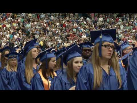 St. Petersburg College Spring 2017 Graduation