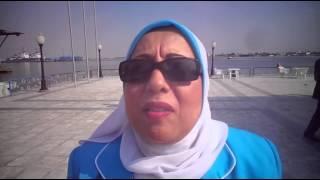 قناة السويس الجديدة : نادية مبروك رئيس الاذاعة المصرية :القناة أعجاز