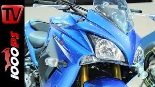 Suzuki GSX-S1000F 2015 | Infos zu Leistung und Gewicht