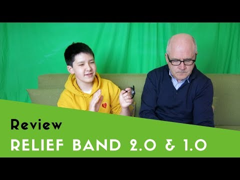 Review: Relief Band 2.0 Vs. 1.0