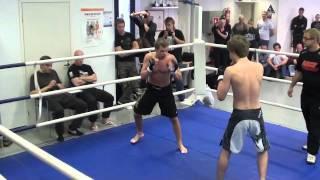 Roope Jokinen (FFG) vs. Patric Korelin (MMA Vantaa)