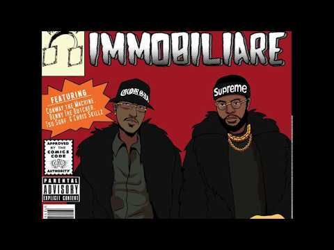 Left Lane Didon & Jay NiCE - Immobiliare [Full Album 2017]