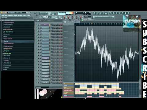 Roscoe Dash - Show Out {FL Studio Remake By Ivan G} (With FLP Download)