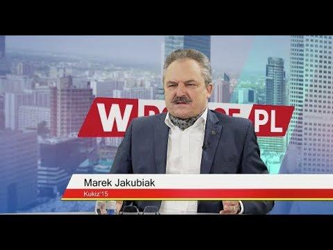 Marek Jakubiak: Perfidny Donald Tusk wie jak grać emocjami ludzkimi
