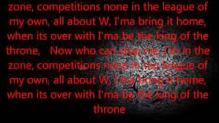 P.L. - In The Zone - Lyrics
