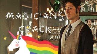 magicians || queliot | crack