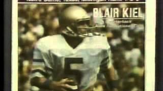 cbs college football intro september 1983