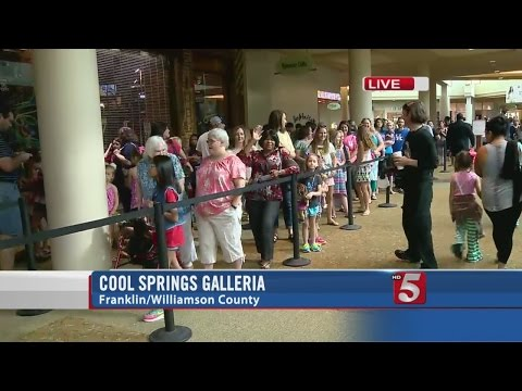 First American Girl Store In Tennessee Officially Opens Its Doors