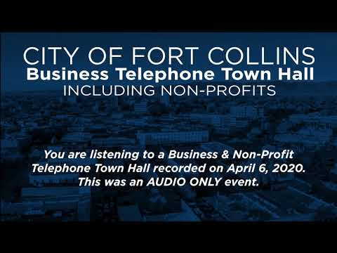 view Business Telephone Town Hall 4/06/20 video