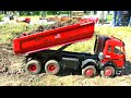 CONSTRUCTION SITE - AWESOME RC TRUCKS - RC MACHINES!