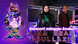 Download lagu Suria Duo X (Minggu 2) - Ezad Lazim X Aina Abdul