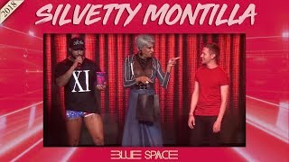 Blue Space Oficial  - Silvetty Montilla -  08.09.18
