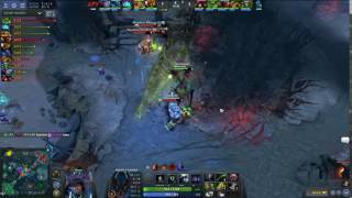 ▶️Newbee.Sccc kills - ah fu -!  Sccc playing Pugna LGD.Forever Young vs Newbee at The International