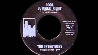 The Intentions - Cool Summer Night