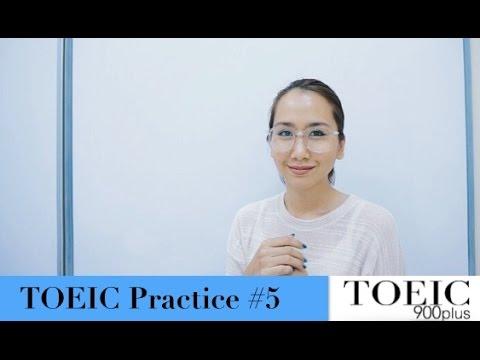 แบบฝึกหัด TOEIC พร้อมเฉลยโดยละเอียด (5) by TOEIC900plus