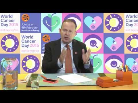 Cary Adams, CEO of UICC - Message on World Cancer Day 2015