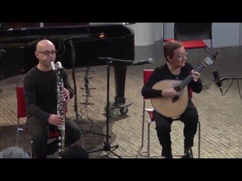 Luisa Amaro in Amsterdam - Cacilda