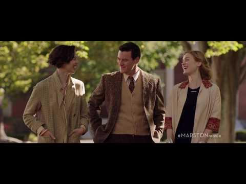 "PROFESSOR MARSTON AND THE WONDER WOMEN: TV Spot - ""Origin"""