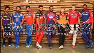 Vivo IPL 2017 All team Jersey Pic Images Photo | Latest Jersey T-shirt All squad IPL 10