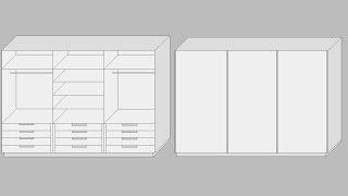 jeito mais fácil de desenhar moveis 3d sem comprar programas usando paint do windows
