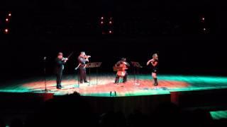 Balanescu Quartet - The Robots (Live Mexico - Sala Nezahualcóyotl) Mayo 2012